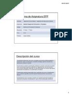 introducción EFP