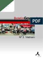 Boletín Governasia N°3