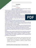 CUADERNILLO_PRÁCTICAS_DEL_LENGUAJE_INGRESO_1º_ AÑO_2013