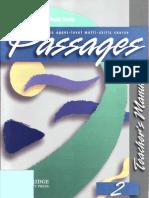 Passages 2 teacher manual