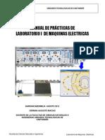 LABORATORIO MAQUINAS ELECTRICAS