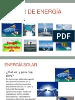 TIPOS DE ENERGÍA (1)