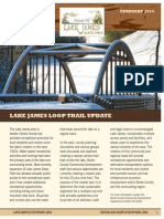 Friends of Lake James State Park Newsletter for February 2014