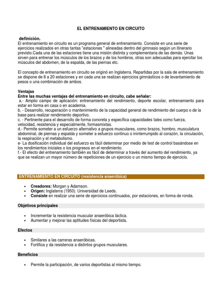 Circuito Gimnasio : Gimnasio nolimitis canarias