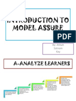 Introduction to Model Assure
