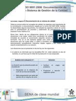 Actividad No 4 Registro y Documentación