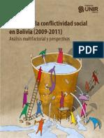 Perfiles de conflictividad social en Bolivia