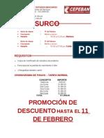 Inicio de Clases Cajero Promotor de Servicios Bilingue Sede Surco
