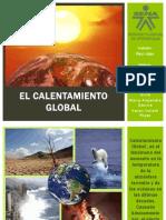 Expo Etica- Calentamiento Global