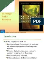 Global Investments PPT Presentation