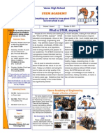 stem newsletter- ist edition