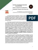 Documento N°1- Consejos Estudiantiles- Coord. Guevarista-Latinoamérica.
