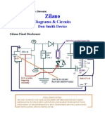 80568009 Zilano Diagrams and Circuits for Study of Zilano Posts