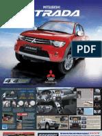 Brochure Mitsubishi Strada