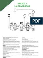 Cuadernillo Para Preescolar Trabajar El Tema de La Comunidad