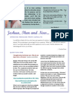 Jeshua, Then and Now Issue 2