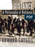 Caygill Howard On Resistance