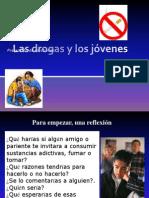 Las drogas y los jóvenes