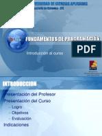 EPE - Fundamentos de Programacion - Introduccion