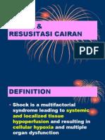 SHOCK & Resusitasi Cairan