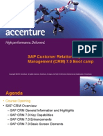 SAP CRM 7 0 Bootcamp Day 2
