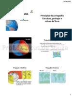 GEOGRAFIA Prof. Marcus Cartografia Geologia Clima1