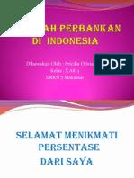 Sejarah Perbankan Di Indonesia