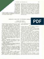 3.4 Paralytic Ileus Due to Potassium Depletion. Dr. s. Gieve
