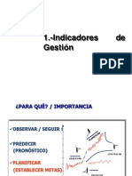 Indicadores de Gestion y Toma de Decisiones