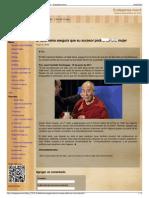 El dalái lama asegura que su sucesor podría ser una mujer - .pdf