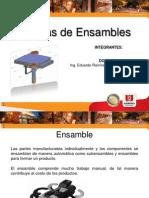 Sistemas de Ensambles1