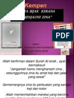 Teknik Menjauhi Zina 2012 (2)
