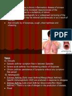 7.Bronchial Asthma