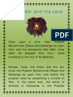 The Pigeon and Spider of the Cave   Quran Learning for Kids