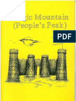 OES Magic Mountain (Waterways Project Site Based Magazine)