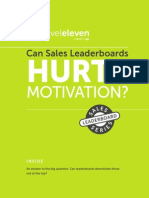 Can Sales Leaderboards Hurt Motivation eBook