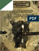 Libro de Conjuros de Clérigo V3.5