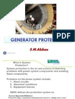Generator Protection - Scribd