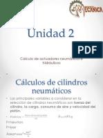 Unidad 2 fórmulas