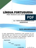 2.d TextoArgumentativoeDissertativo.pp