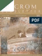 ICCROM Newsl35-2009 En