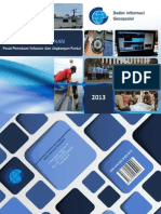 Laporan Tahunan PPKLP BIG 2013