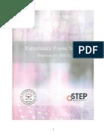 Karnataka Power Sector Roadmap