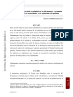 Sujeto de Derecho Romina-Santillan