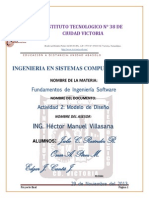 PROYECTO FINAL FUNDAMENTOS DE INGENIERÍA SOFTWARE