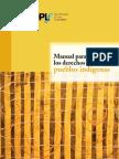 DUE - Manual Defender Derechos Pueblos Indigenas