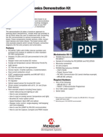 Mechatronics Demonstration Kit