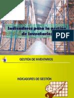 indicadores de gestión de los inventarios
