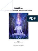Moksha Puncak Kesadaran Diri Dan Penyatuan Kosmik