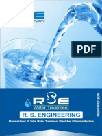 RO WATER PLANT.